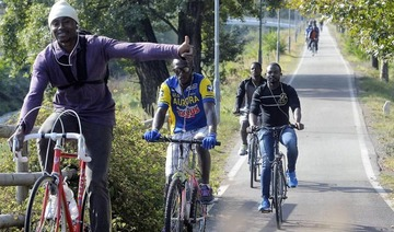 BAR- Bicycle Against Racism